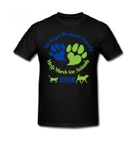 Mega March for Animals T-shirt