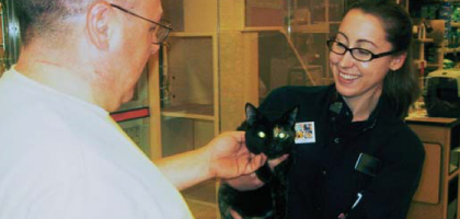 CAT ADOPTION PROGRAM LAUNCHED AT PETSMART