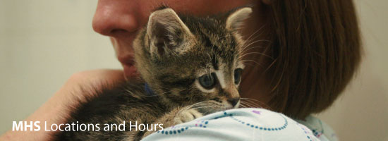 Michigan Humane Society Locations and Hours