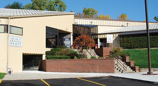 MHS Rochester Hills Center for Animal Care